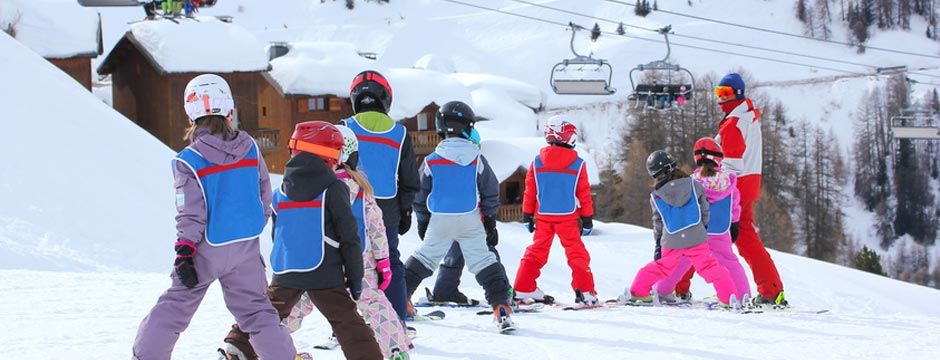 colo ski groupe